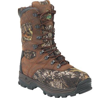 Rocky Men's Sport Utility Pro Hunting Boot,Mossy Oak,10.5 W...