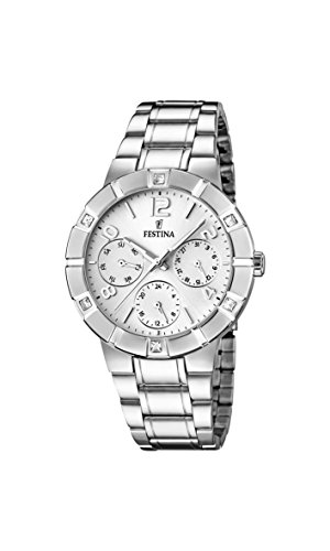Festina Classic Ladies F16706/1 Wristwatch for women With crystals