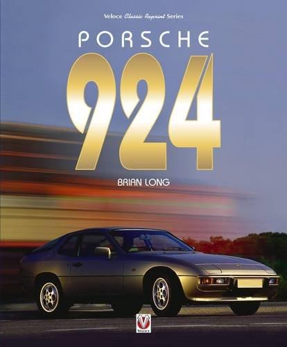 Porsche 924 (Classic Reprint)