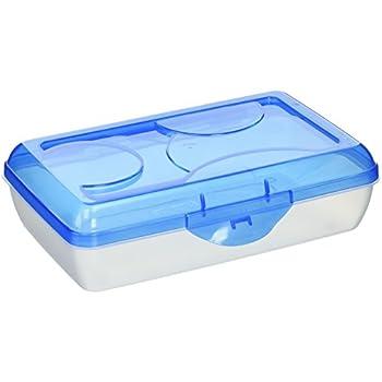Image result for plastic pencil box