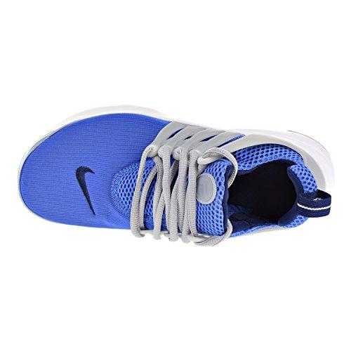 Nike Presto Gs Ungdoms Pojkar Löparskor Komet Blå / Binär Blå / Vit