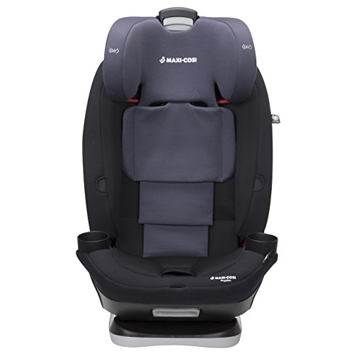 Maxi-Cosi Magellan All-In-One Convertible Car Seat With 5 Modes, Midnight Slate, One Size