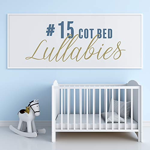 #15 Cot Bed Lullabies