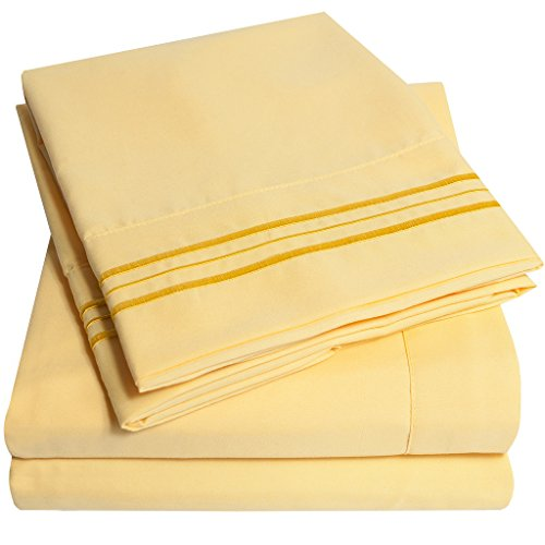 1500 Supreme Collection Sheets Hypoallergenic product image