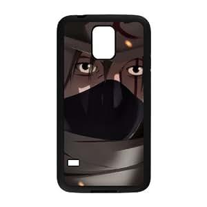 Hatake Kakashi Naruto Samsung Galaxy S5 Cell Phone Case Black Customized Gift pxr006_5336039