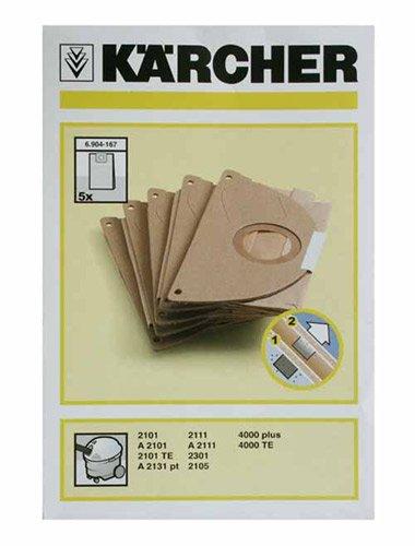 KARCHER SACHET DE SACS ASPIRATEUR - 69041670 X5