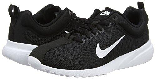 Nike Superflyte Zapatillas white 001 Mujer Running Wmns Para De Negro black r5prw