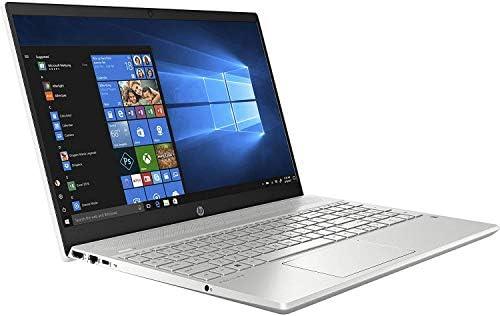 "2021 HP Pavilion 15 Laptop Computer, 10th Gen Intel Quad Core i5-1035G1, 15.6"" FHD IPS Touchscreen, 12GB RAM, 512GB M.2 SSD, Wi-Fi 6, Webcam, B&O Audio, USB-C, HDMI, Windows 10 Pro, 32GB Tela USB Card WeeklyReviewer"