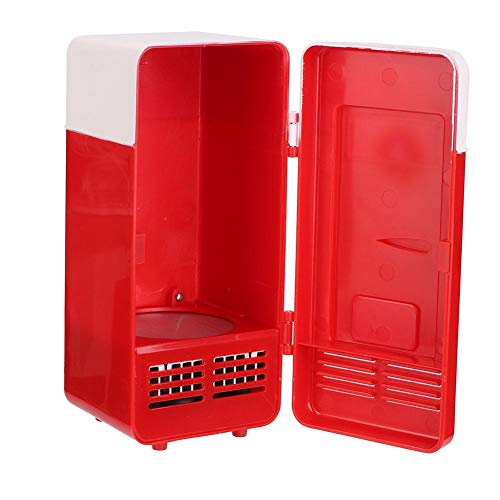 Asixx Mini refrigerador Compacto portátil, calefacción y refrigeración, refrigerador portátil para Bebidas de Doble Uso…