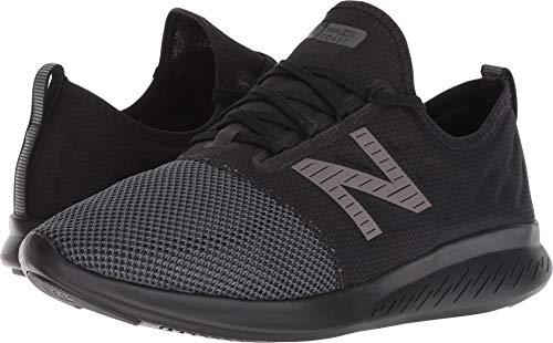 New Balance Men's Coast V4 FuelCore Running Shoe, Black, 9 4E US (Mens 1 Shoes 2 9 Size Tennis)