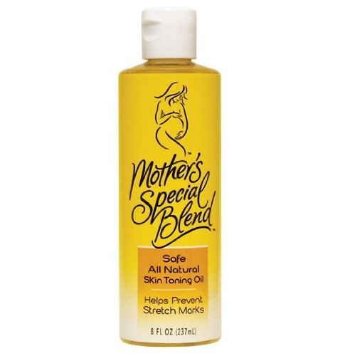 Mother's Special Blend All Natural Skin Toning Oil, - Warm Colors Tone Skin
