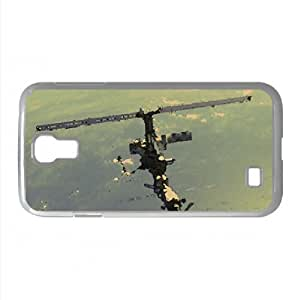 Iss Above Earth Watercolor style Cover Samsung Galaxy S4 I9500 Case