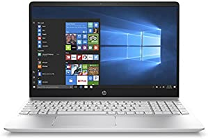 "HP Pavilion 15-ck003nl Notebook, Display da 15.6"", Intel i7-8550U, 1.8 GHz, SATA da 1 TB, 12 GB di RAM, GeForce 940MX, Bianco [Layout Italiano]"