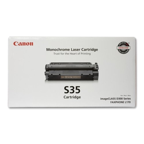 (Canon S-35 Laser Toner - This Is A Compatible Canon S35/FX8 Toner )