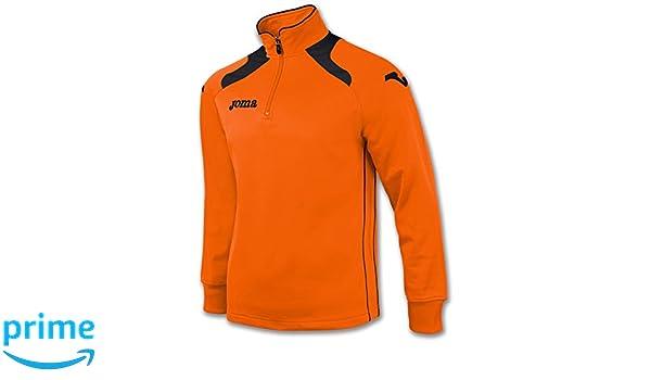 Joma Champion II - Sudadera Unisex, Color Naranja, Talla 3XL ...