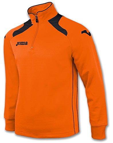 TALLA 3XL. Joma Champion II - Sudadera Unisex, Color Naranja