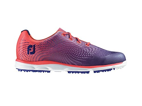 Navy Sublimated Footjoy Mesh Spikeless Papaya Empower Women qtwqr4Y