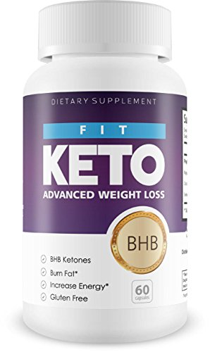 Pure – Fit Keto – Keto Ultra Diet – Keto Salts – Magnesium, Calcium, and Sodium – Tone Your Body with BHB Supported Ketosis to get Keto Trim Results! For Sale