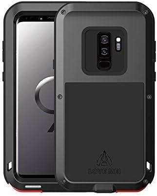 LOVE MEI Funda para Samsung Galaxy S9 Plus, Marca Armor Tank ...