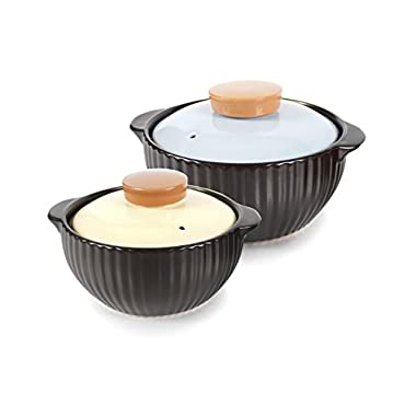 Neoflam 4pc Mystique Covered Ceramic Stovetop Cookware Set