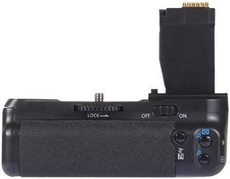 KANEED カメラアクセサリー 撮影機材 縦型カメラバッテリーグリップキャノン750D / 760Dデジタル一眼レフカメラ
