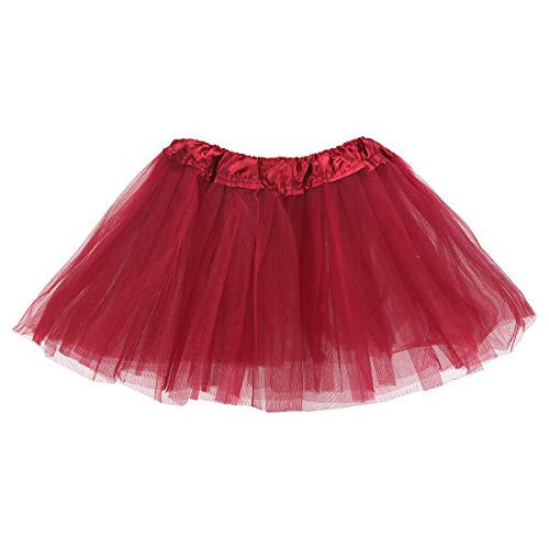 belababy Girl Skirts 3 Layers Organza Baby Tutu, 31 Colors -