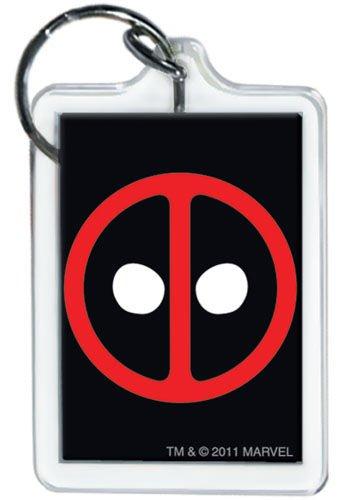 Marvel Comics Deadpool Logo Llavero: Amazon.es: Zapatos y ...