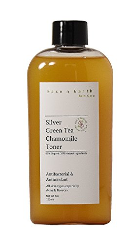 Chamomile Tea For Skin Care