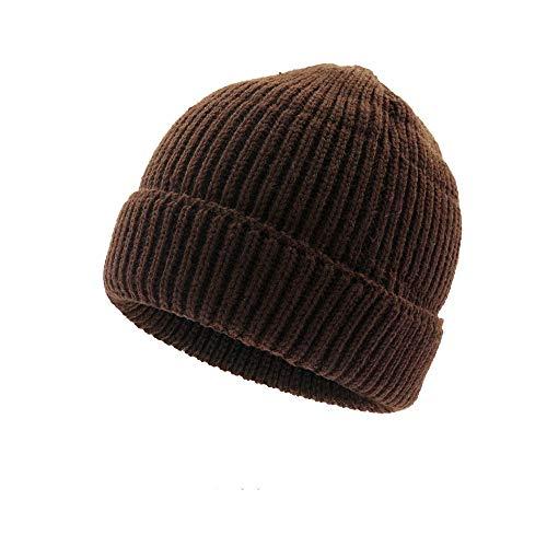 encapuchadas e de Caliente del Lanas Invierno los de AiNaMei Hace Sombrero Hombres Coffee Las Sombrero otoño Punto del Que qO00vwI