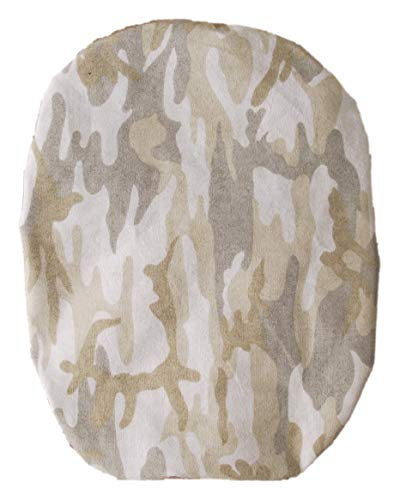 (Simple Stoma Cover Ostomy Bag Cover Wild Camouflage Sand)