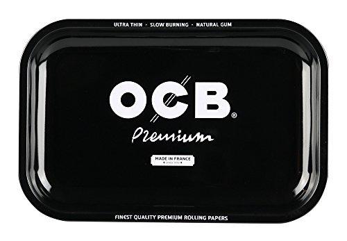 OCB Metal Rolling Tray (Premium Medium)