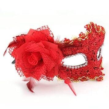 Amazon.com: Máscara veneciana – Máscara veneciana Szs ...