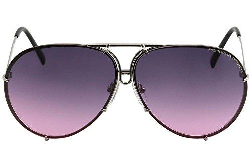 0da92af6771e Porsche Design P8478 Sunglasses Titanium Frame Interchangeable ...