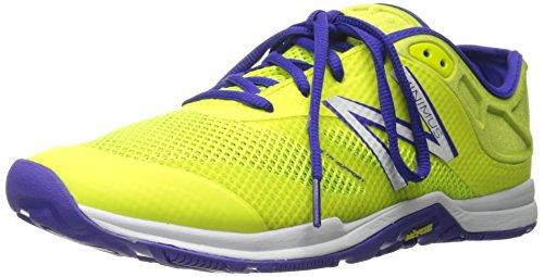 20v5 Zapatillas para deporte Balance New de Amarillo Púrpura mujer 71wqx5