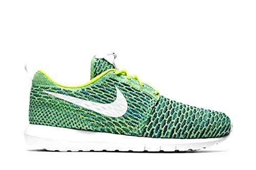NIKE Roshe Flyknit NM 842958-700 Men's Running Shoes (9.5)