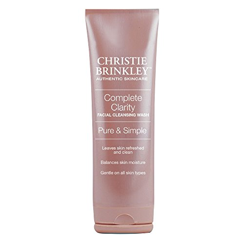 Christie Brinkley Authentic Skin Care Complete Clarity Facial Cleansing Wash 3 oz