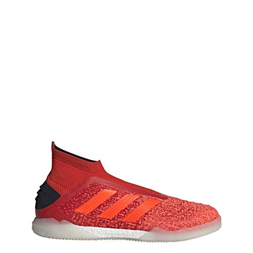 adidas Predator 19+ Turf Shoe - Mens Soccer 11 Action Red/Solar Red/Black