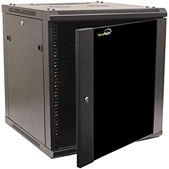 Amazon Com Navepoint 12u Wall Mount Network Server 600mm