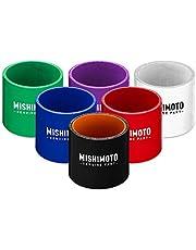"Mishimoto MMCP-30SBK Black 3.0"" Straight Coupler"