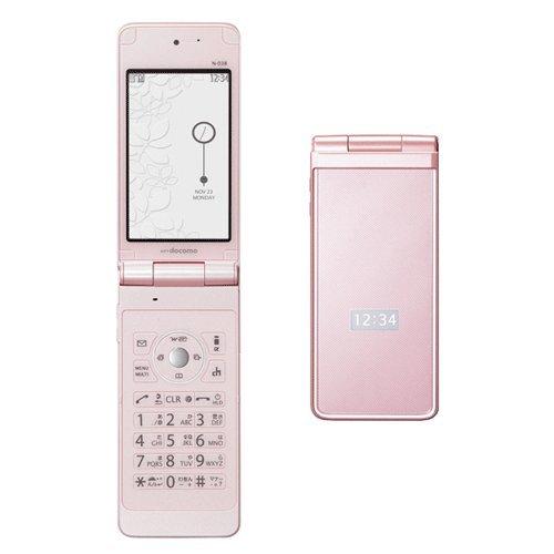 NEC N-03B ピンク 携帯電話 白ロム ドコモ docomo   B004V2HH0O