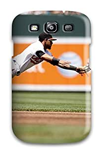 New Style cleveland indians MLB Sports & Colleges best Samsung Galaxy S3 cases 9643185K520704317