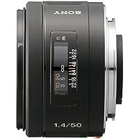 Sony SAL-50F14 50mm f/1.4 Telephoto Lens - f/1.4