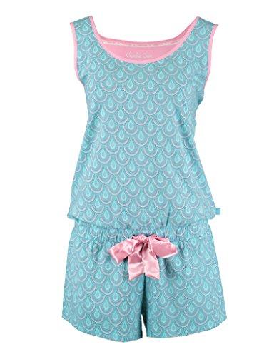 Charlie Choe - Pijama - para mujer Azul