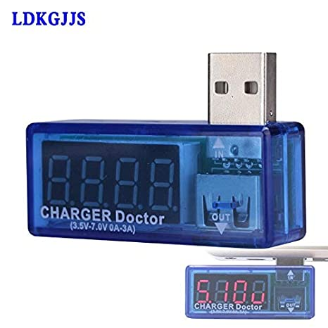 Amazon.com : HBK USB Mini Charger Doctor Cell Phone Battery Tester ...
