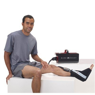 Game Ready 13-2511 Compression Therapy System, Wrap, Lower Extremity, Ankle, Large by Game Ready (Image #1)