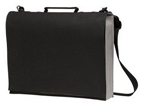 bolso hacer Messenger Notebook de Negro Laptop negocios Gris El nuevo de para profesional Escuela Bolsas la Obra z1qYT