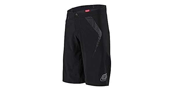 Troy Lee Designs Men/'s Adult Ace 2.0 Solid Shorts Black MTB//BMX//Bike 24400300*
