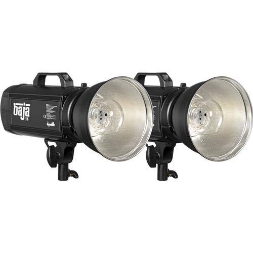Dynalite Baja B6 Battery-Powered 2X Monolight Kit with Case