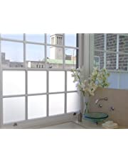 White Frosted Privacy Glass Window Film (100cm x 1 metre - 10 metre)