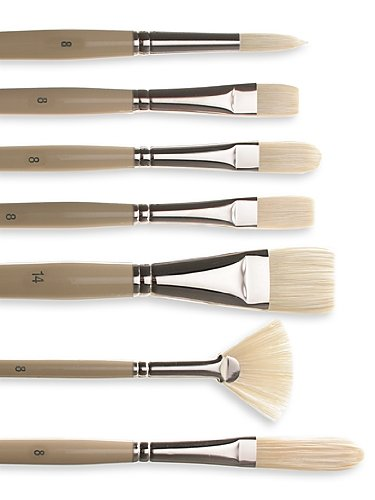 Robert Simmons Signet Paint Brushes size 8 egbert (Signet Brush)